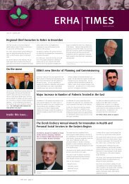 ERHA TIMES - Irish Health Repository