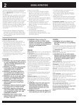 LP Gas Grill Owner's Guide - Page 2