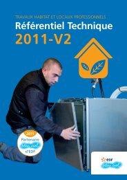 Referentiel technique 2011_2eme semestre 2.pdf - SynerCiel