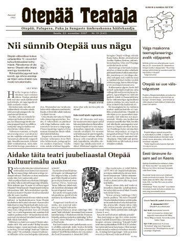 OT 19.indd - Otepää vald