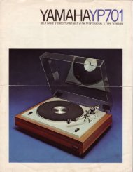 belt drive stereo turntable with professional s.type tonearm