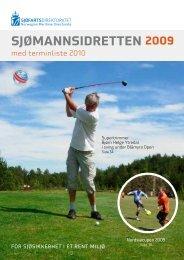 Sjømannsidretten 2009 - Sjøfartsdirektoratet