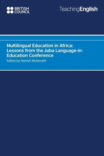 Multilingual Education in Africa: Lessons from ... - TeachingEnglish