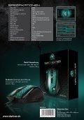 Avago 9500 Laser-Sensor 11 programmierbare Tasten 4 ... - Sharkoon - Seite 3