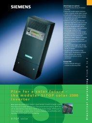 SITOP solar 2300_GB - JHRoerden