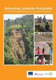 Estimating Landslide Probability - Mercy Corps Nepal