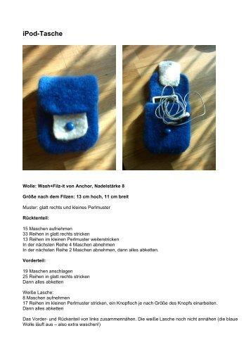 iPod-Tasche