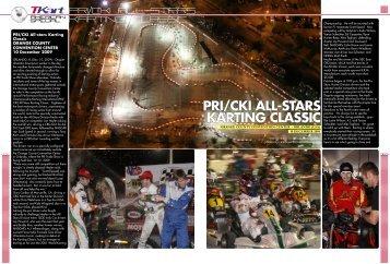 pri/cki all-stars karting classic - Performance Racing Industry