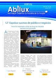 12ª Expolux: sucesso de público e negócios - Abilux