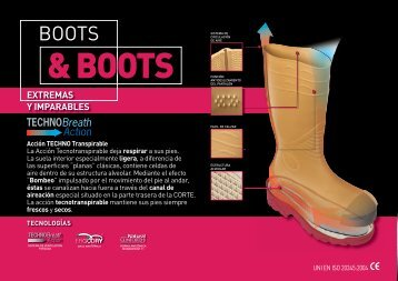 BOOTS & BOOTS U-Power - Antinfortunistica Atellana