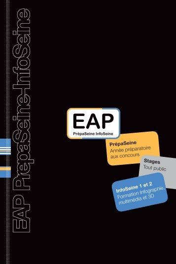 EAP PrepaSeine-InfoSeine - L'Etudiant