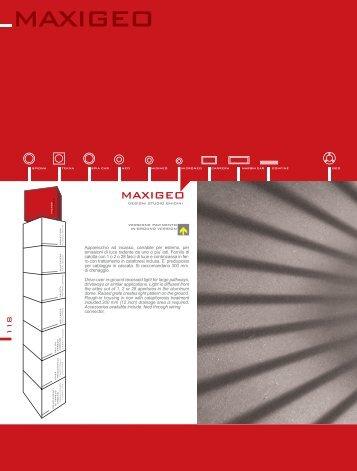 MAXIGEO - Laser Lighting