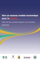 Vers_un_nouveau_modèle_économique_pour_la_Tunisie_-_Contraintes_majeures_à_une_croissance