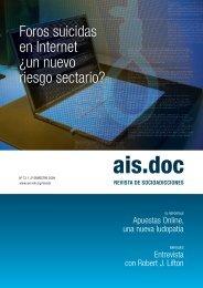 Foros suicidas en Internet Â¿un nuevo riesgo sectario? - AIS