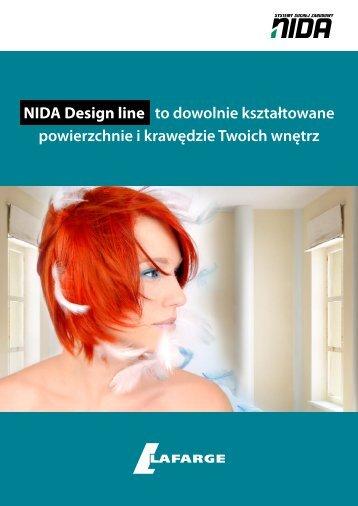 NIDA Design line to dowolnie kształtowane powierzchnie i ... - Lafarge