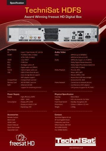 TechniSat HDFS - Astra2.org