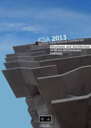Second International Conference on STRUCTURES AND ...