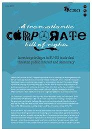 PDF file - Corporate Europe Observatory
