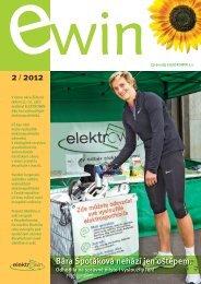 EWIN 2012/2 - ELEKTROWIN, as