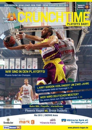 Brose Baskets - Phoenix Hagen