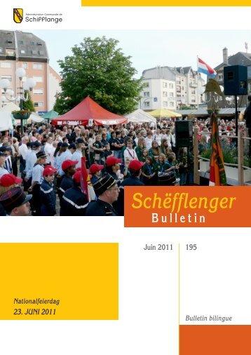 Bulletin 195 en Pdf - Schifflange.lu
