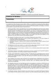 Material Transfer Agreement - kConFab