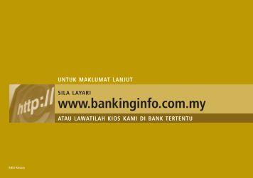 Muat turun buku panduan perbankan Internet - Banking Info