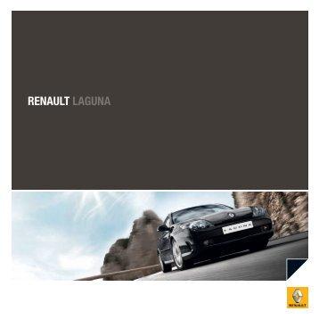 RENAULT LAGUNA - RENAULT RETAIL