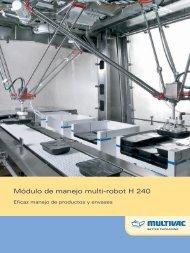Módulo de manipulación H 240 - MULTIVAC