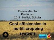 Download presentation - Nuffield Australia Farming Scholars