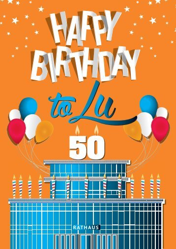 Happy Birthday to LU