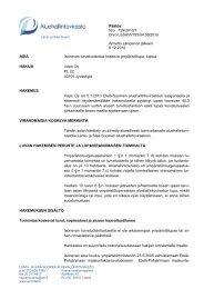 Päätös (pdf) - Aluehallintovirasto