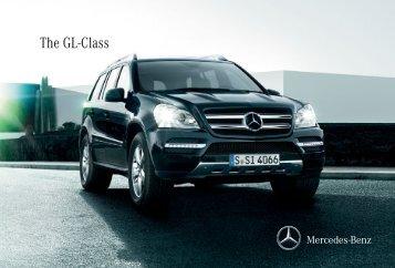 The GL-Class - Mercedes-Benz