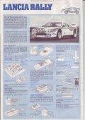 Tamiya Lancia Rally Manual - CompetitionX.com - Page 2