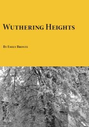 Wuthering Heights - Planet eBook