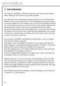 Handbuch/Serviceheft - Skywalk - Seite 4