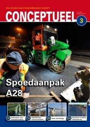 Spoedaanpak A28 - Studievereniging ConcepT - Universiteit Twente