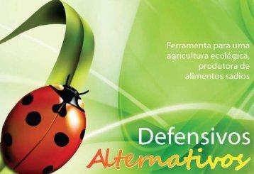 Cartilha – Defensivos Alternativos - Crea-RJ