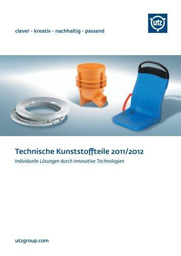 Individuelle Lösungen durch innovative Technologien - Georg Utz AG