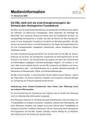 Medieninformation - Steiner, Urs
