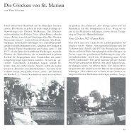 Die Glocken von St. Marien (Theo Schwinn) S. 85 - 89 - Kath ...
