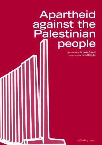 Apartheid against the Palestinian people - Nodo 50
