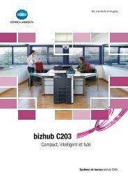 bizhub C203 (Pdf)