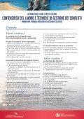 contenzioso del lavoro e tecniche di gestione dei conflitti - Page 3