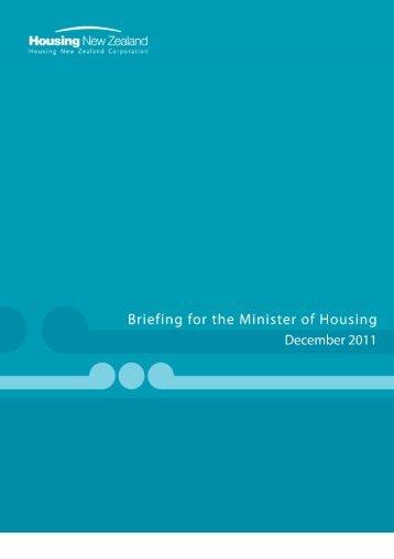 2011 BIM - release version - Housing New Zealand