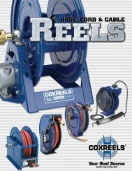 Cox Reels - Hose & Rubber Supply