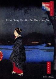 Pi-Hui Chung, Huei-Wen Pao, Hsueh-Liang Wu - IAFOR