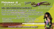 yOU aRE CORdiaLLy invitEd!!! tomorrow's hair Solutions today!!!