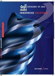 catalogo van hoorn 2012 - SEF meccanotecnica