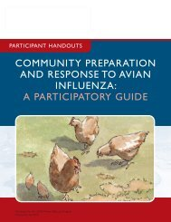Malawi - Avian and Pandemic Influenza Resource Link